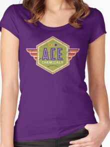 ACE Chemicals Women's Fitted Scoop T-Shirt