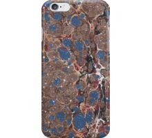 Stone Marble - Brown iPhone Case/Skin