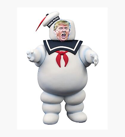trump busters Photographic Print