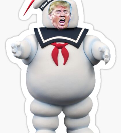 trump busters Sticker