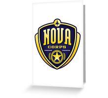 NOVA CORPS Greeting Card