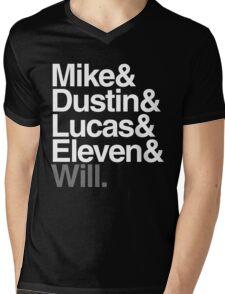 Stranger Things (kids) Mens V-Neck T-Shirt