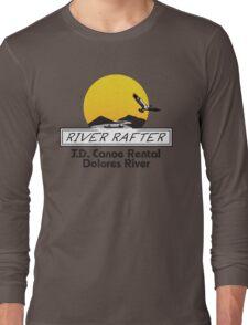 J.D. Canoe Rental Dolores River Long Sleeve T-Shirt