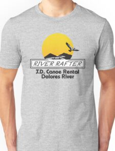 J.D. Canoe Rental Dolores River Unisex T-Shirt