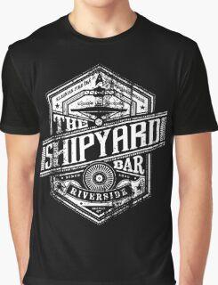 The Shipyard Bar Graphic T-Shirt