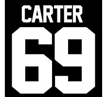 Carter 69 Photographic Print