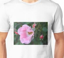 Pink Petals and Buds Unisex T-Shirt