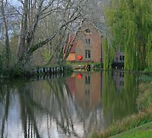 The Mill, Canford Magna by RedHillDigital