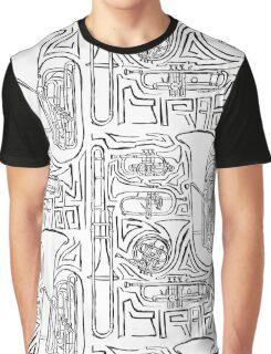 Dat Brass Graphic T-Shirt