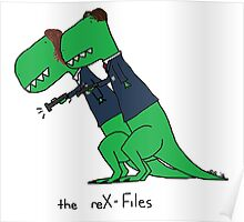 the reX-Files Poster