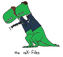 the reX-Files Photographic Print