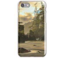 Wilderness Mist iPhone Case/Skin