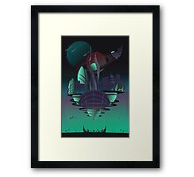 Civilization Framed Print