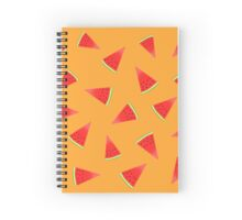 Watermelon mania Spiral Notebook