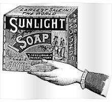 Sunlight Soap Poster