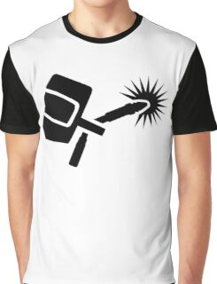 Welder equipment Graphic T-Shirt