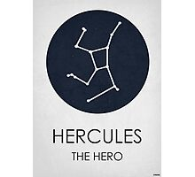 HERCULES - Constellations  Photographic Print