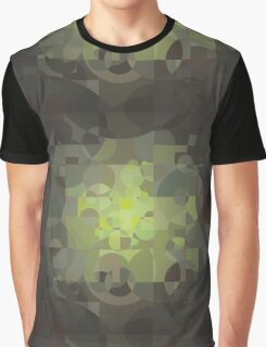 Fragmented Graphic T-Shirt