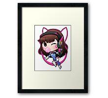 Overwatch Framed Print