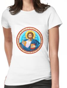 The Preacher 2 Womens Fitted T-Shirt