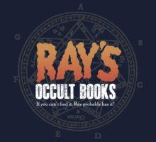 Rays Occult Books Kids Tee