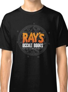 Rays Occult Books Classic T-Shirt