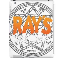 Rays Occult Books iPad Case/Skin