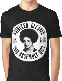 KATHLEEN CLEAVER (18TH ASSEMBLY DIST) Graphic T-Shirt