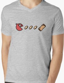 Pac-Pool Mens V-Neck T-Shirt