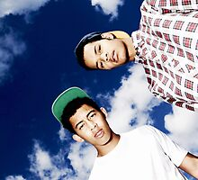 Rizzle Kicks by nicolesigmon