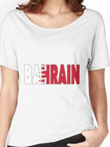 Bahrain Women's Relaxed Fit T-Shirt