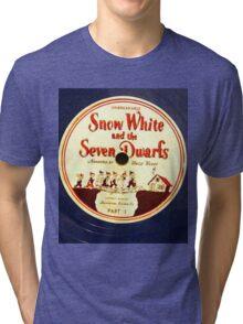 """Snow White & The Seven Dwarfs, Uncle Henry- 5"""" 78  Tri-blend T-Shirt"""