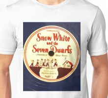 "Snow White & The Seven Dwarfs, Uncle Henry- 5"" 78  Unisex T-Shirt"