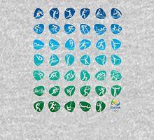 Pictogram rio de janiero 2016  Unisex T-Shirt
