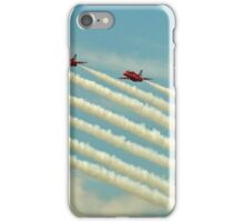 Red arrows 2014 iPhone Case/Skin