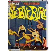 Bye Bye Birdie lp on Colpix iPad Case/Skin