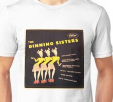 """BDinning Sisters, 10"""" lp from early 50's, Swing Unisex T-Shirt"""