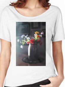Floral Still Life Women's Relaxed Fit T-Shirt