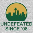 Undefeated by OhioApparel