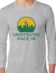 Undefeated Long Sleeve T-Shirt