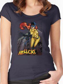 Hellcat Avengers Women's Fitted Scoop T-Shirt