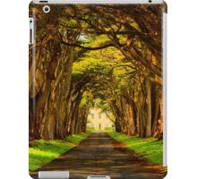 Cypress Golden Glow iPad Case/Skin