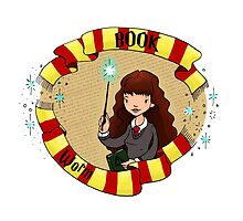 BOOK WORM, Hermoine Granger by Bantambb