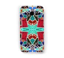 Tate - Created by a Genius (Square/Sym/Inv) Samsung Galaxy Case/Skin