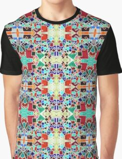 Tate - Created by a Genius (Square/Sym/Inv) Graphic T-Shirt