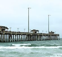 Jeanette's Fishing Pier by WeeZie