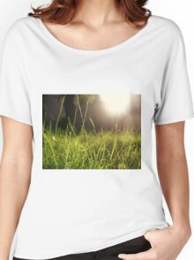 Early morning Women's Relaxed Fit T-Shirt