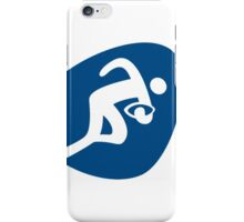Pictogram rio 2016-rugby iPhone Case/Skin