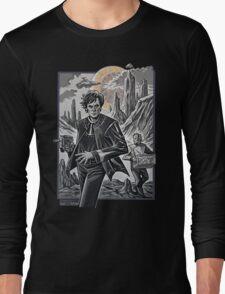 Avon and Vila (Blake's 7) Long Sleeve T-Shirt