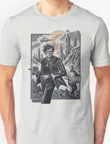 Avon and Vila (Blake's 7) Unisex T-Shirt